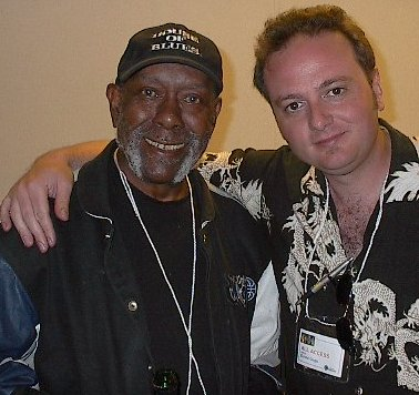 Gogo with Sonny Rhodes
